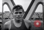 Image of track meet New York United States USA, 1942, second 55 stock footage video 65675040841
