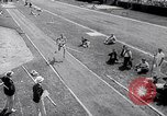 Image of track meet New York United States USA, 1942, second 56 stock footage video 65675040841