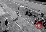 Image of track meet New York United States USA, 1942, second 57 stock footage video 65675040841