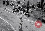 Image of track meet New York United States USA, 1942, second 59 stock footage video 65675040841
