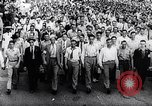 Image of Men volunteer en masse for the United States Navy Houston Texas USA, 1942, second 15 stock footage video 65675040846
