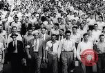 Image of Men volunteer en masse for the United States Navy Houston Texas USA, 1942, second 17 stock footage video 65675040846