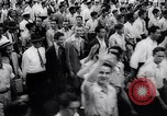Image of Men volunteer en masse for the United States Navy Houston Texas USA, 1942, second 26 stock footage video 65675040846