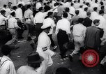 Image of Men volunteer en masse for the United States Navy Houston Texas USA, 1942, second 33 stock footage video 65675040846