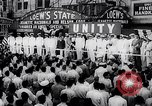 Image of Men volunteer en masse for the United States Navy Houston Texas USA, 1942, second 39 stock footage video 65675040846
