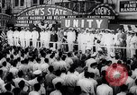Image of Men volunteer en masse for the United States Navy Houston Texas USA, 1942, second 40 stock footage video 65675040846