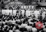 Image of Men volunteer en masse for the United States Navy Houston Texas USA, 1942, second 41 stock footage video 65675040846
