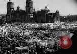 Image of President Camacho Mexico City Mexico, 1942, second 25 stock footage video 65675040847