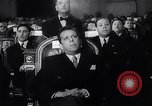 Image of President Camacho Mexico City Mexico, 1942, second 55 stock footage video 65675040847