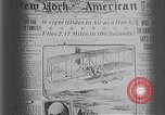 Image of Wilbur Wright Le Mans France, 1908, second 53 stock footage video 65675040861