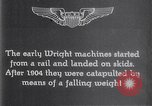 Image of Wright plane France, 1908, second 4 stock footage video 65675040863