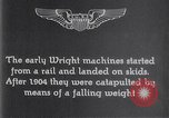Image of Wright plane France, 1908, second 19 stock footage video 65675040863