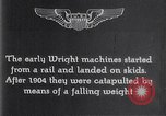 Image of Wright plane France, 1908, second 21 stock footage video 65675040863