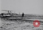 Image of Wright plane France, 1908, second 36 stock footage video 65675040863