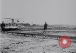 Image of Wright plane France, 1908, second 37 stock footage video 65675040863