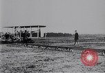 Image of Wright plane France, 1908, second 40 stock footage video 65675040863