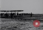 Image of Wright plane France, 1908, second 41 stock footage video 65675040863
