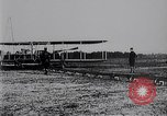 Image of Wright plane France, 1908, second 42 stock footage video 65675040863