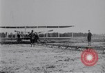 Image of Wright plane France, 1908, second 43 stock footage video 65675040863