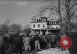 Image of demolished house New Jersey United States USA, 1957, second 8 stock footage video 65675040876