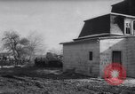 Image of demolished house New Jersey United States USA, 1957, second 17 stock footage video 65675040876