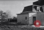 Image of demolished house New Jersey United States USA, 1957, second 18 stock footage video 65675040876
