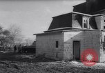 Image of demolished house New Jersey United States USA, 1957, second 19 stock footage video 65675040876