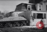 Image of demolished house New Jersey United States USA, 1957, second 20 stock footage video 65675040876