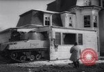 Image of demolished house New Jersey United States USA, 1957, second 22 stock footage video 65675040876