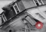 Image of demolished house New Jersey United States USA, 1957, second 37 stock footage video 65675040876