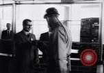 Image of Queen Elizabeth visits coal mines United Kingdom, 1958, second 16 stock footage video 65675040892
