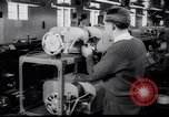 Image of computer weather forecasting in England United Kingdom, 1959, second 25 stock footage video 65675040896