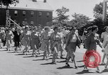 Image of the women of WAACS training Des Moines Iowa USA, 1942, second 9 stock footage video 65675040907