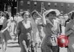 Image of the women of WAACS training Des Moines Iowa USA, 1942, second 11 stock footage video 65675040907
