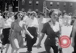 Image of the women of WAACS training Des Moines Iowa USA, 1942, second 12 stock footage video 65675040907