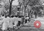 Image of the women of WAACS training Des Moines Iowa USA, 1942, second 13 stock footage video 65675040907