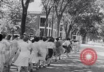 Image of the women of WAACS training Des Moines Iowa USA, 1942, second 14 stock footage video 65675040907