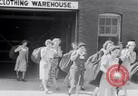 Image of the women of WAACS training Des Moines Iowa USA, 1942, second 19 stock footage video 65675040907