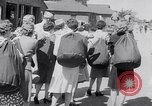 Image of the women of WAACS training Des Moines Iowa USA, 1942, second 22 stock footage video 65675040907