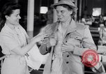 Image of the women of WAACS training Des Moines Iowa USA, 1942, second 26 stock footage video 65675040907