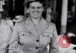 Image of the women of WAACS training Des Moines Iowa USA, 1942, second 27 stock footage video 65675040907