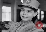Image of the women of WAACS training Des Moines Iowa USA, 1942, second 37 stock footage video 65675040907