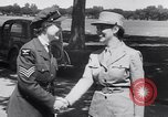 Image of the women of WAACS training Des Moines Iowa USA, 1942, second 39 stock footage video 65675040907