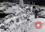 Image of the women of WAACS training Des Moines Iowa USA, 1942, second 46 stock footage video 65675040907