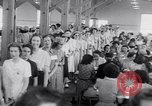 Image of the women of WAACS training Des Moines Iowa USA, 1942, second 50 stock footage video 65675040907