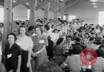 Image of the women of WAACS training Des Moines Iowa USA, 1942, second 52 stock footage video 65675040907