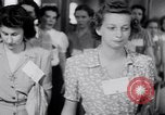 Image of the women of WAACS training Des Moines Iowa USA, 1942, second 54 stock footage video 65675040907
