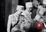 Image of the women of WAACS training Des Moines Iowa USA, 1942, second 58 stock footage video 65675040907