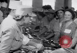 Image of the women of WAACS training Des Moines Iowa USA, 1942, second 60 stock footage video 65675040907