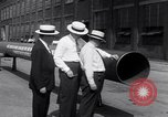 Image of Secretary Ickes Texas United States USA, 1942, second 23 stock footage video 65675040910